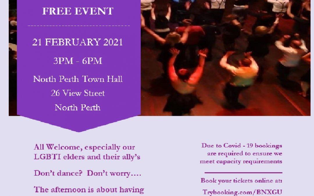 T-Dance 21st February 2021
